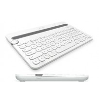 LOGITECH Bluetooth Multi-Device Keyboard K480 [920-006381] - White