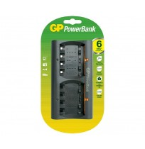 GP BATTERIES Charger AA & AAA 8 Slot