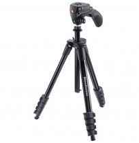 MANFROTTO Compact Action [MKCOMPACTACN-BK] - Black