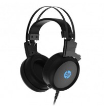 Hp Headset Gaming H120 (Black)