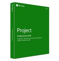 Project Pro 2016 32-bit/x64 English EM DVD [H30-05433]