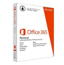 Off 365 Personal English APAC EM Subscr 1YR Medialess P2 [QQ2-00570]