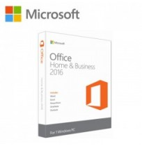 Office Home and Business 2016 32-bit/x64 English APAC EM DVD P2 [T5D-02695]