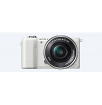 SONY Mirrorless Digital Camera Alpha [A5000] - White