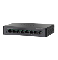 CISCO 8 -Port Gigabit Desktop Swich [SG95D-08-AS]