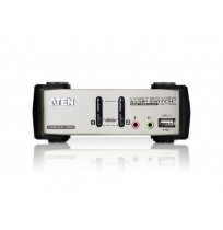 ATEN KVM Switches Master View (Desktop KVM) PS/2 & USB KVMP [CS1732B]