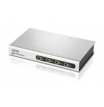ATEN KVM Switches Master View (Desktop KVM) PS/2 & USB KVM [CS74E]