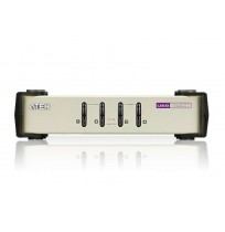 ATEN KVM Switches Master View (Desktop KVM) PS/2 & USB KVM [CS84U]