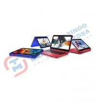 DELL Inspiron 11 (3179) (m3-7Y30, 4GB, 500GB, Win 10, 11.6-inch) - Red