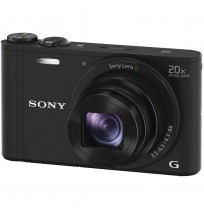 SONY Digital Camera Pocket Cybershot [DSC-WX350] - 18.2 MP - 20x Optical Zoom - with memory 8 GB