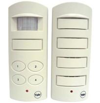 YALE Single Room Alarm with Additional Siren [SAA5040]