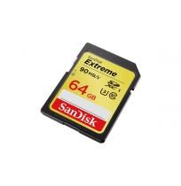 SANDISK Extreme 64GB [SDSDXNE-064G-GNCIN]