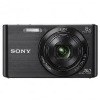SONY Compact Camera DSC-W830 with memory 16GB - Black [W830/B]