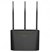 D-LINK Dual Band Wireless AC750 VDSL2+/ADSL2+ Modem Router [DSL-2877AL]