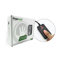 FINGERSPOT Mesin Absensi Fingerprint Personnel 4500