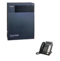 PANASONIC TDA100 Kap 16.0 + KX-DT333