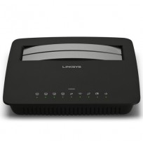 LINKSYS Dual-Band N750 Router with ADSL2+ Modem and USB [X3500-AP]