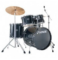 SONOR Drum Kit Smart Force Stage 1 - Black