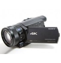 SONY Camcorder Handycam 4K [FDR-AX40]