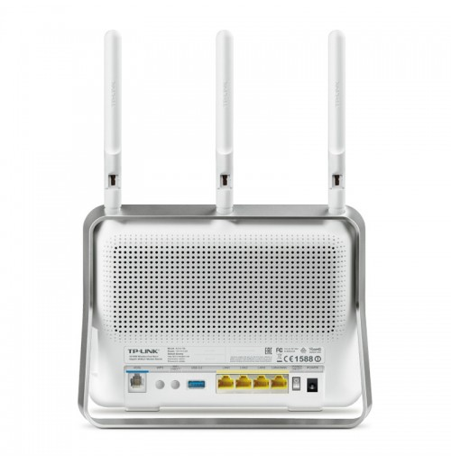 TP-LINK Wireless Dual Band Gigabit ADSL2+ Router Archer D9 [AC1900]